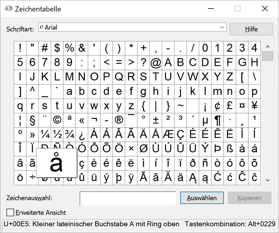 Buchstabenbilder zum kopieren